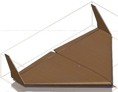BULLIT 3D model