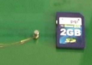 3-DOF piezoelectric cylindrical actuators: a) 4 × 3 × 4 mm; b) 8 × 6 × 8 mm (D × d × h)