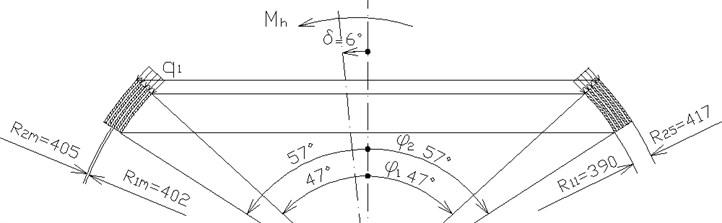 Testing packaged joint-hinge geometry