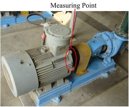 Condensate pump test rig