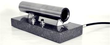 Experimental model of V-block