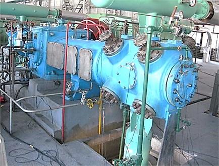 Experimental equipment of reciprocating compressor gas valve