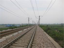 Bridge-subgrade transition zone in Shuohuang heavy haul railway