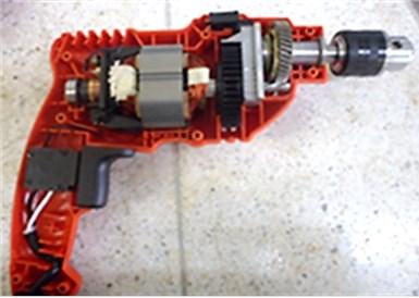 Black and Decker TM 500 drill