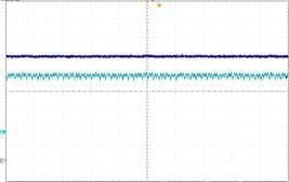 Experimental waveform