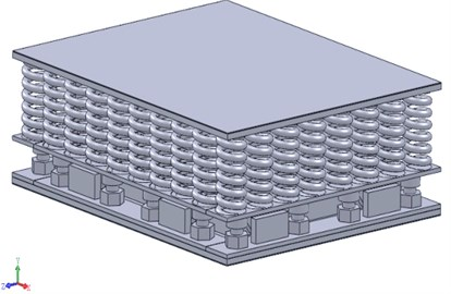 3D graphic model of the VDI