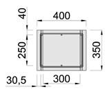 Geometric properties and reinforcement details