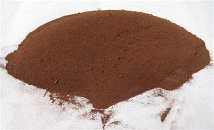 Simulated lunar soil sample