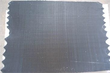 Raw aluminum honeycomb plate
