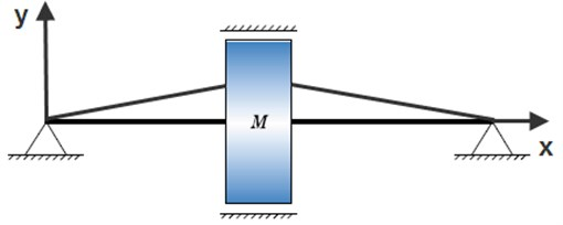 Model of rotor-seal system