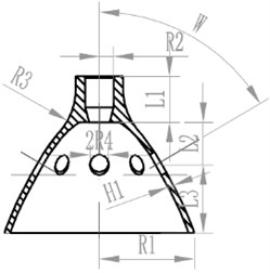 Schematic diagram of PSR