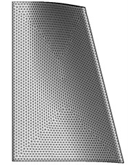 Structure mesh