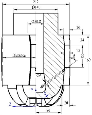 The vortex and jet pump combination bit
