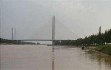 Binzhou Yellow River bridge