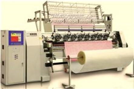 Experiment platform of quilting CNC