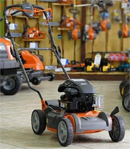 Husqvarna M145SV example of lawnmower used in the study