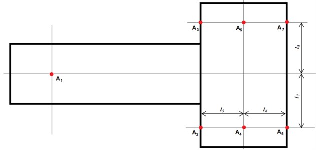 Dynamic model of mechanical system of carriage of angle measurement comparator