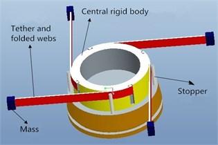Schematic diagram of netting module
