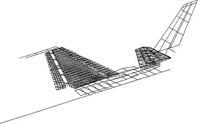 Finite element model of AFA