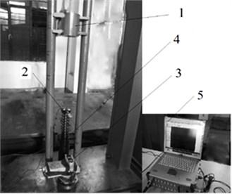 Schematic diagram of equipment