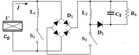 The SCEVI interface circuit