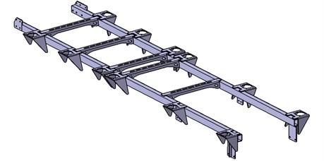 Intermediate frame – PS Szcześniak solution [14]
