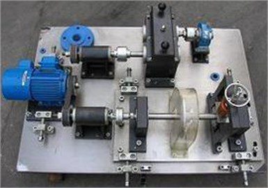 The roller bearing simulation stand QPZZ-II