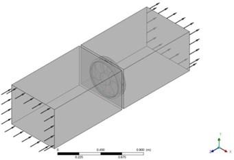 Aerodynamic model