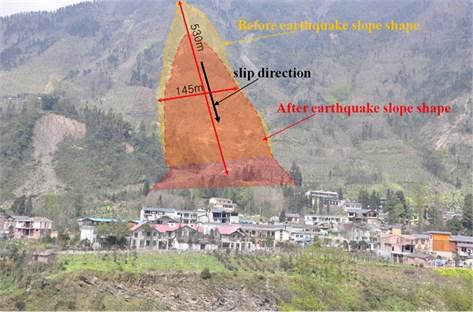The Tazhiping landslide