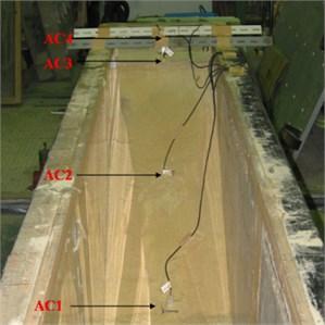 Development of slope failure