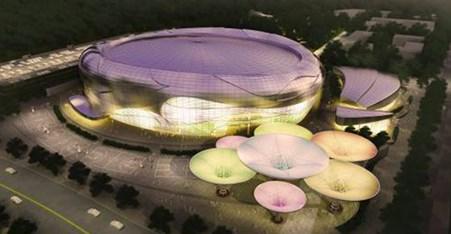 Picture of Guangzhou International Sports Arena (GISA)