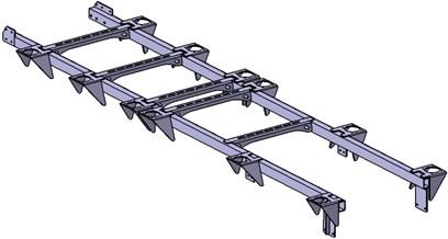 Intermediate frame – PS Szcześniak solution [26]