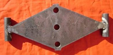 Specimen of the rhombic steel damper