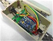 Sensors on the exoskeleton
