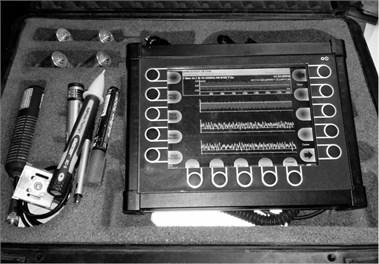 Experimental equipment