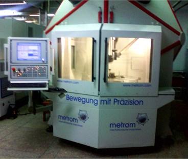 Machining center Metrom P1000