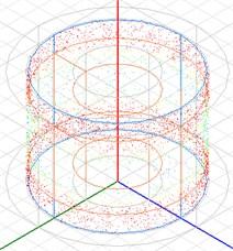 Magnetic field of the piston in a single-pole MR damper