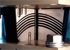 Compression-rotation test