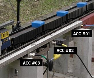 Vibration response measurement