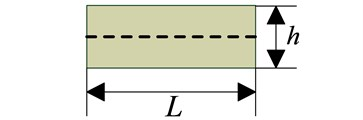 Deformation of a tiny structural unit