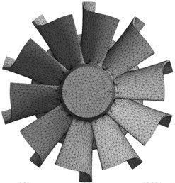 Models of turbine