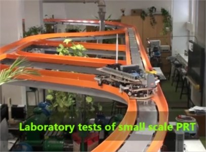 Experimental track for studies of vehicle dynamics and motion control system operation (Warsaw University of Technology – ECO Mobility)