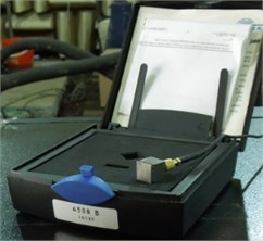 The equipment for testing the reduction vibration performance of the parallel mechanism
