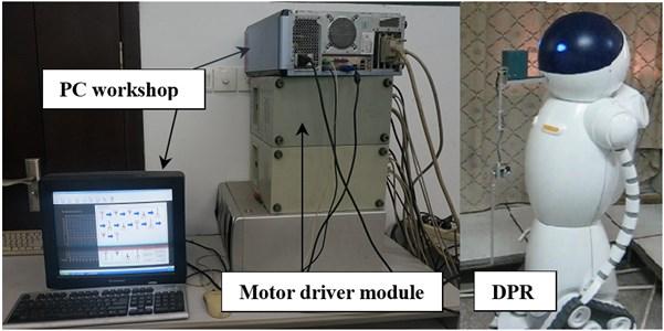 Experimental platform