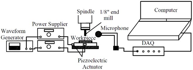 Schematic of the experimental system
