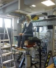Uniaxial vertical testing