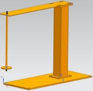 The equi-intensity cantilever beam device