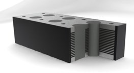 Lead rubber damper (LRD) and cross sectional shape
