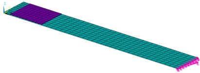 Finite element models of flexible links