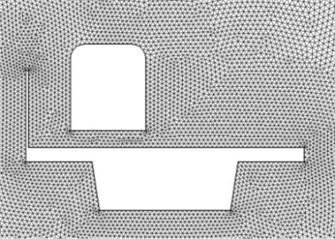 Meshing schematic diagram